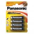 Panasonic LR6 1/4 1.5V Bronze alkalna baterija