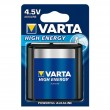 Varta High Energy 3LR12 4.5V alkalna baterija