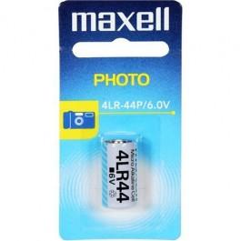 Maxell 4LR44 6V alkalna baterija