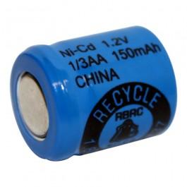 High-Star 1/3AA 1.2V 150mAh Ni-Cd industrijska punjiva baterija