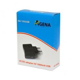 Agena Energy AG-105USB 5V 1000mA AC/DC adapter