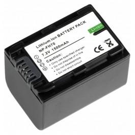 Kamera NP-FH70 7.2V 2000mAh Li-Ion punjiva baterija
