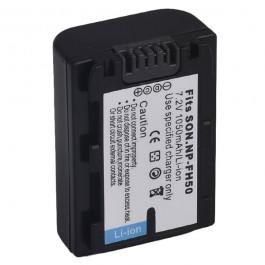Kamera NP-FH50 7.2V 1000mAh Li-Ion punjiva baterija
