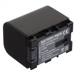 Baterija za JVC BN-VG121U 3.6V 2100 mAh li-ion