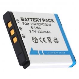 Baterija za Fuji NP-50F/Klic-7004  3.7V 1000mAh Li-ion