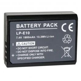 Kamera LP-E10 7.4V 860mAh Li-Ion punjiva baterija