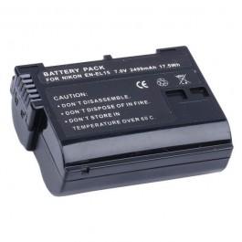 Kamera EN-EL15 7.4V 1400mAh Li-Ion punjiva baterija