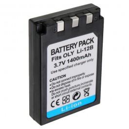 Kamera Li-12B 3.7V 1230mAh Li-Ion punjiva baterija