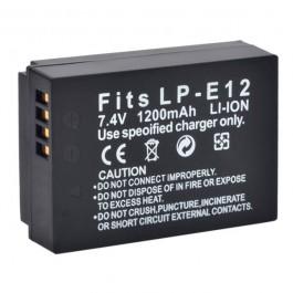 Baterija za Canon LP-E12 7.2V 700mAh Li-ion
