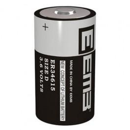 EEMB ER34615 3.6V 19Ah industrijska litijumska baterija