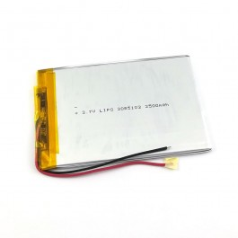 Baterija 3.7V 2500mAh 3085103 Li-ion polymer
