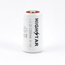 High-Star C 1.2V 3000mAh Ni-Cd FT industrijska punjiva baterija