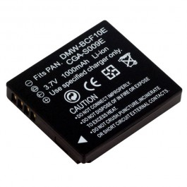 Digi Power Panasonic DMW-BCF10E 3.7V 850mAh Li-ion baterija
