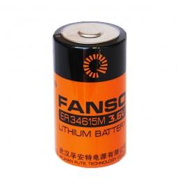 Fanso ER34615M 3.6V 14Ah litijumska baterija