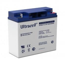 Ultracell UCG22-12 12V 22Ah SLA stacionarni akumulator