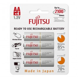 Fujitsu AA HR-3UTCEU (4B) 1.2V 2000mAh Ni-MH punjiva baterija