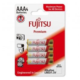 Fujitsu Premium LR03 (4B) FP 1/4 1.5V alkalne baterije