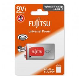 Fujitsu Universal Power 6LF22 (1B) FU 9V alkalna baterija