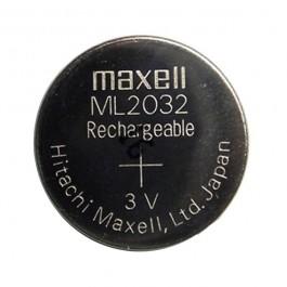 Maxell ML2032 3V 65mAh Li-Mn industrijska punjiva baterija