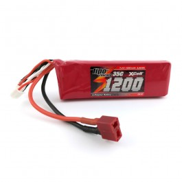 XCell Cracker 7.4V 1200mAh Li-ion polymer punjiva baterija
