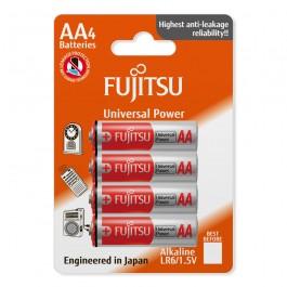 Fujitsu Universal Power LR6 (4B) FU 1/4 1.5V alkalne baterije