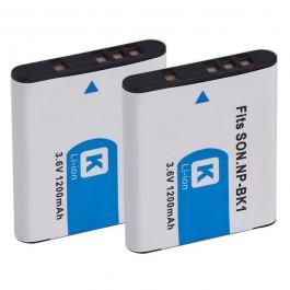 Digi Power Sony NP-BK1 3.7V 770mAh Li-ion baterija