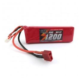 XCell Cracker 11.1V 1200mAh Li-ion polymer punjiva baterija