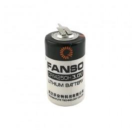 Fanso CR14250H/2PT 3V 850mAh litijumska baterija