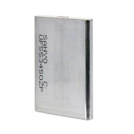 Sanyo UF553450Z 3.7V 1150mAh Li-ion punjiva baterija