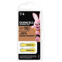 Duracell 10/PR70 1.45V baterija za slušni aparat