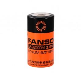 Fanso ER26500M 3.6V 6Ah litijumska baterija