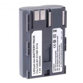 Kamera BP-511A 7.4V 1400mAh Li-Ion punjiva baterija