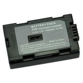 Kamera CGR-D08S 7.2V 900mAh Li-Ion punjiva baterija