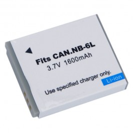 Kamera NB-6L 3.7V 1000mAh Li-Ion punjiva baterija
