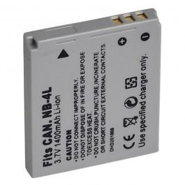 Baterija za Canon NB-4L 3.7V 780mAh Li-ion