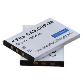 Baterija za Casio NP-20 3.7V 680mAh Li-ion