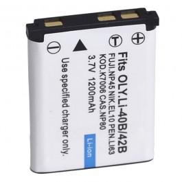 Baterija za Li-42b/NP-45/EN-EL10 3.7V 740mAh Li-ion