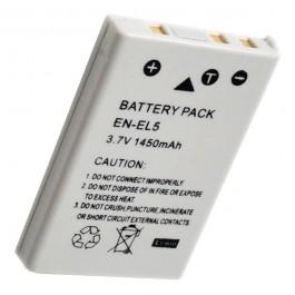 Baterija za Nikon EN-EL5 3.7V 1150mAh Li-ion