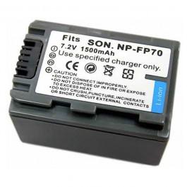 Baterija za Sony NP-FP70 7.2V 1500mAh Li-ion