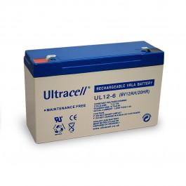 Ultracell UL12-6 6V 12Ah SLA stacionarni akumulator