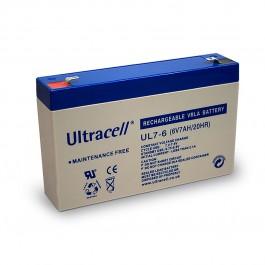 Ultracell UL7-6 6V 7Ah SLA stacionarni akumulator