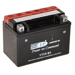 Landport YTX9-BS L+ 12V 8Ah AGM starterski akumulator za motocikl