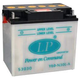 Landport Y60-N30L-A D+ 12V 28Ah starterski akumulator za motocikl