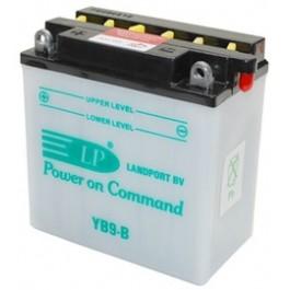 Landport YB9-B L+ 12V 9Ah starterski akumulator za motocikl