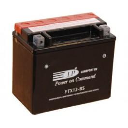 Landport YTX12-BS L+ 12V 10Ah AGM starterski akumulator za motocikl