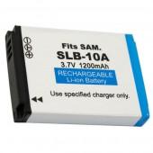 Baterija za  Samsung SLB-10A 3.7V 1050mAh Li-ion