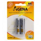 Agena Energy AA 2/1 1.2V 2650mAh Ni-MH punjiva baterija