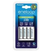 Panasonic eneloop BQ-CC17 + 4 AA 1900mAh  punjač baterija