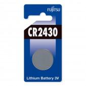 Fujitsu CR2430 (1B) FJ 3V litijumska baterija