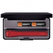 Maglite M2A03L baterijska lampa (crvena - box)